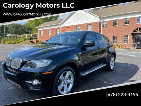 2011 BMW X6 for sale at Carology Motors LLC in Marietta GA