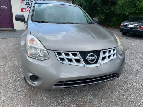 2011 Nissan Rogue for sale at Excellent Autos of Orlando in Orlando FL