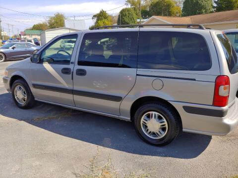 2001 Chevrolet Venture for sale at K & P Used Cars, Inc. in Philadelphia TN