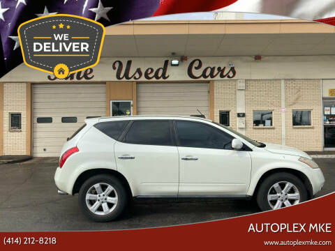 2007 Nissan Murano for sale at Autoplex MKE in Milwaukee WI