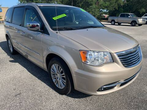 2013 Chrysler Town and Country for sale at The Car Connection Inc. in Palm Bay FL