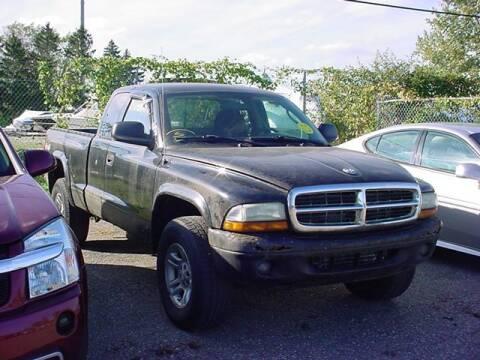 2003 Dodge Dakota for sale at VOA Auto Sales in Pontiac MI