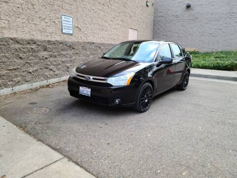 2009 Ford Focus for sale at SafeMaxx Auto Sales in Placerville CA