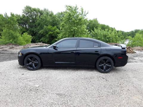 2014 Dodge Charger for sale at Rustys Auto Sales - Rusty's Auto Sales in Platte City MO