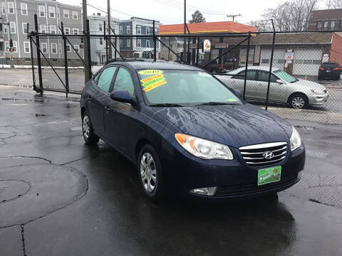 2010 Hyundai Elantra for sale at Adams Street Motor Company LLC in Dorchester MA