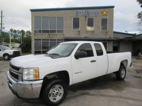 2013 Chevrolet Silverado 2500HD for sale at Lone Star Auto Center in Spring TX