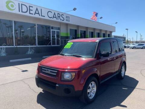 2008 Honda Element for sale at Ideal Cars Apache Junction in Apache Junction AZ