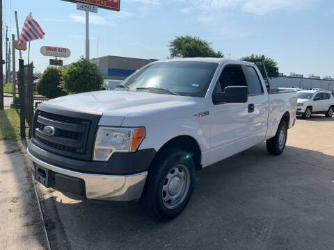 2013 Ford F-150 for sale at SP Enterprise Autos in Garland TX
