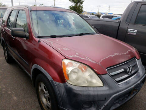 2005 Honda CR-V for sale at CHEAPIE AUTO SALES INC in Metairie LA