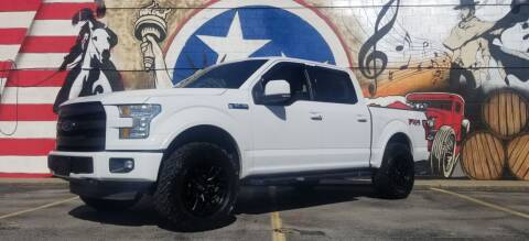 2016 Ford F-150 for sale at G T Auto Group in Goodlettsville TN