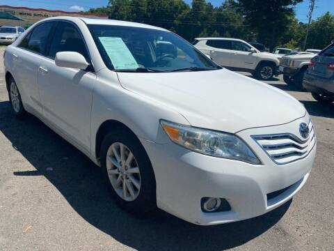 2011 Toyota Camry for sale at Atlantic Auto Sales in Garner NC