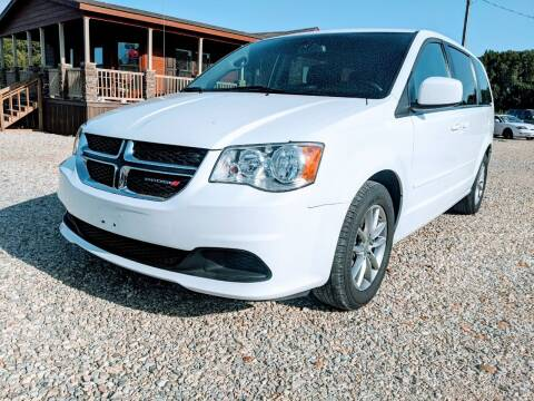 2016 Dodge Grand Caravan for sale at Delta Motors LLC in Jonesboro AR