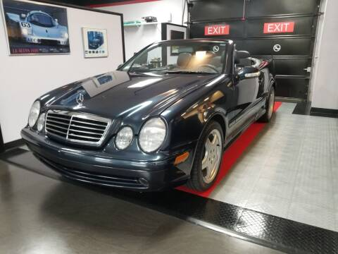 2000 Mercedes-Benz CLK for sale at Encore Motors in Macon GA