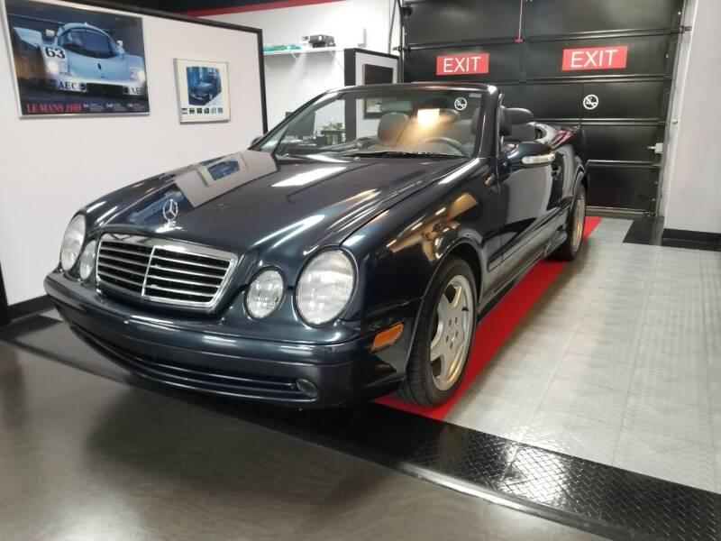 2000 Mercedes-Benz CLK for sale at Encore Motors in Macon GA