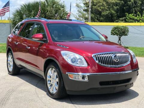 2010 Buick Enclave for sale at CAR UZD in Miami FL