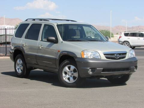 2003 Mazda Tribute for sale at Best Auto Buy in Las Vegas NV