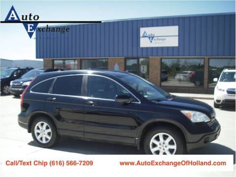2009 Honda CR-V for sale at Auto Exchange Of Holland in Holland MI