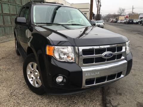 2012 Ford Escape for sale at Illinois Auto Sales in Paterson NJ