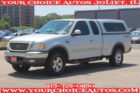2003 Ford F-150 for sale at Your Choice Autos - Joliet in Joliet IL