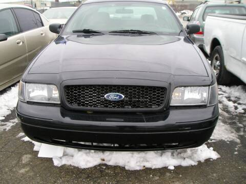 2009 Ford Crown Victoria for sale at ZJ's Custom Auto Inc. in Roseville MI
