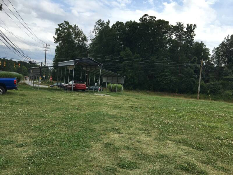 Carports Made in NC for sale at Mocks Auto in Kernersville NC
