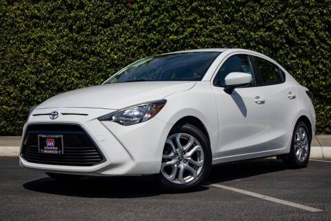 2017 Toyota Yaris iA for sale at 605 Auto  Inc. in Bellflower CA