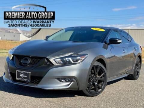 2016 Nissan Maxima for sale at Premier Auto Group in Union Gap WA