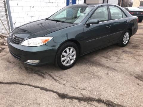 2003 Toyota Camry for sale at Square Business Automotive in Milwaukee WI
