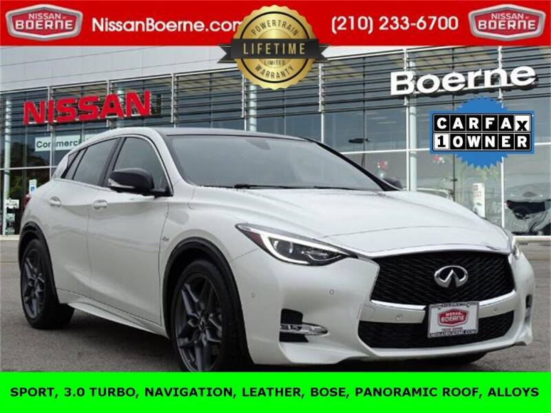2018 Infiniti QX30 for sale at Nissan of Boerne in Boerne TX