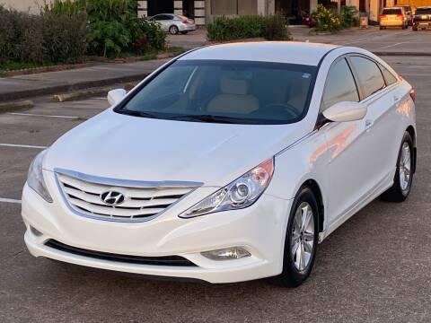 2013 Hyundai Sonata for sale at Hadi Motors in Houston TX