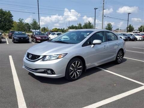 2014 Honda Civic for sale at Southern Auto Solutions - Honda Carland in Marietta GA
