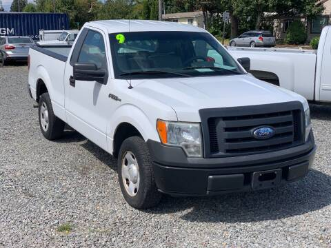 2009 Ford F-150 for sale at MIDLAND MOTORS LLC in Tacoma WA