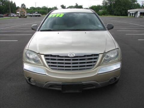 2005 Chrysler Pacifica for sale at Iron Horse Auto Sales in Sewell NJ