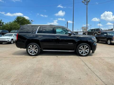 2016 Chevrolet Tahoe for sale at Southwest Sports & Imports in Oklahoma City OK