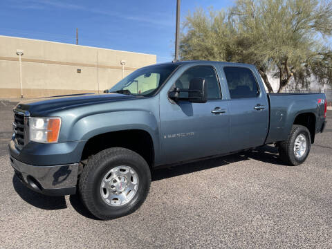 2007 GMC Sierra 2500HD for sale at Tucson Auto Sales in Tucson AZ