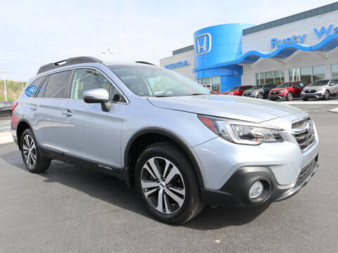 2018 Subaru Outback for sale at RUSTY WALLACE HONDA in Knoxville TN