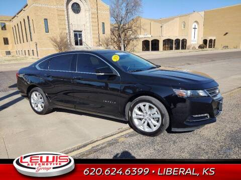 2020 Chevrolet Impala for sale at Lewis Chevrolet Buick of Liberal in Liberal KS