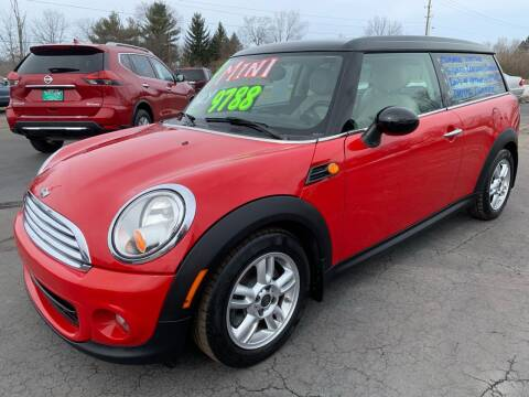 2013 MINI Clubman for sale at FREDDY'S BIG LOT in Delaware OH