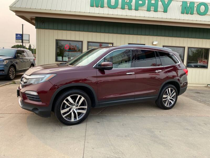 2016 Honda Pilot for sale at Murphy Motors Next To New Minot in Minot ND