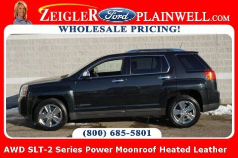 2015 GMC Terrain for sale at Zeigler Ford of Plainwell- Jeff Bishop in Plainwell MI