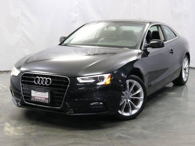 2014 Audi A5 for sale at United Auto Exchange in Addison IL