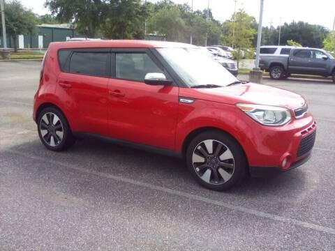 2014 Kia Soul for sale at JOE BULLARD USED CARS in Mobile AL
