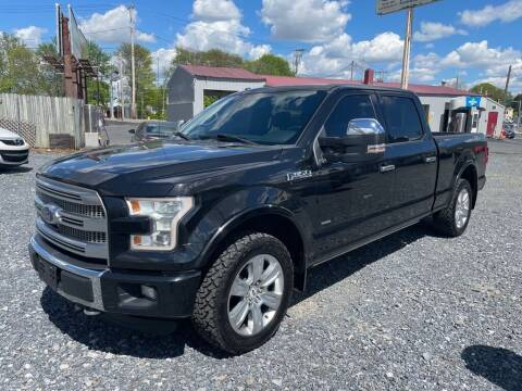 2015 Ford F-150 for sale at NOLT AUTO SALES LLC in Manheim PA