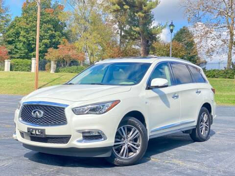 2017 Infiniti QX60 for sale at Sebar Inc. in Greensboro NC
