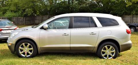 2008 Buick Enclave for sale at PINNACLE ROAD AUTOMOTIVE LLC in Moraine OH