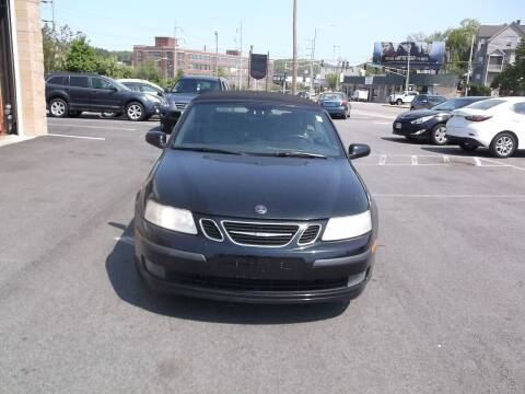 2005 Saab 9-3 for sale at sharp auto center in Worcester MA