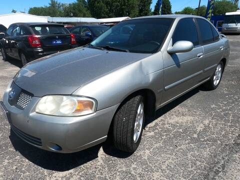 2006 Nissan Sentra for sale at StarCity Motors LLC in Garden City ID