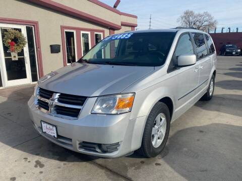 2010 Dodge Grand Caravan for sale at Sexton's Car Collection Inc in Idaho Falls ID
