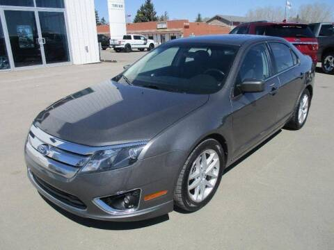 2012 Ford Fusion for sale at LAKE CITY AUTO SALES in Forest Park GA