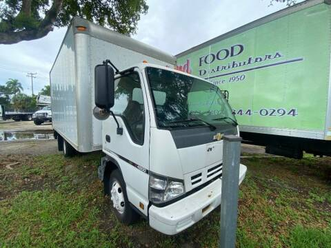 2007 Chevrolet W4500 for sale at Truck and Van Outlet in Miami FL